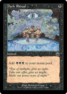 Dark Ritual MM