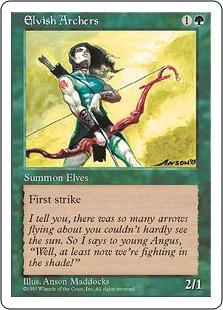 Elvish Archers 5E