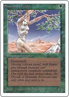 Shanodin Dryads 2U