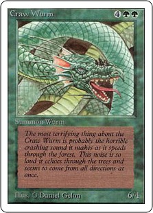 Craw Wurm 2U