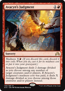 Avacyn's Judgment SOI