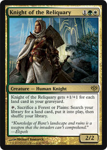 Knight of the Reliquary CON
