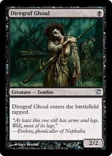 Diregraf Ghoul ISD