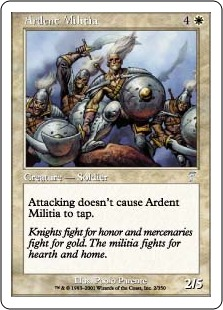Ardent Militia 7ED