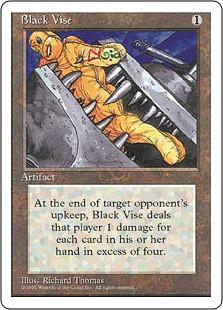 Black Vise 4E