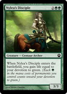 Nylea's Disciple THS