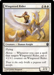 Wingsteed Rider THS