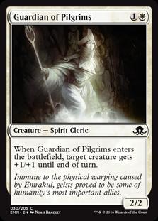 Guardian of Pilgrims EMN