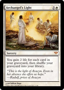 Archangel's Light DKA