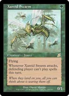 Xantid Swarm SCG