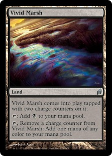 Vivid Marsh LRW