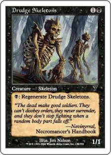 Drudge Skeletons 7E