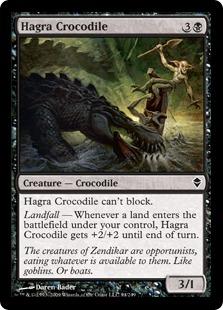 Hagra Crocodile ZEN
