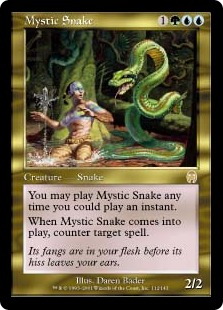Mystic Snake AP