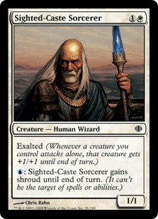 Sighted-Caste Sorcerer ALA