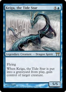 Keiga, the Tide Star CHK