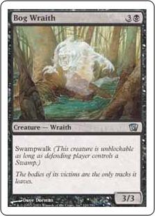 Bog Wraith 8ED