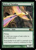 Birds of Paradise M10
