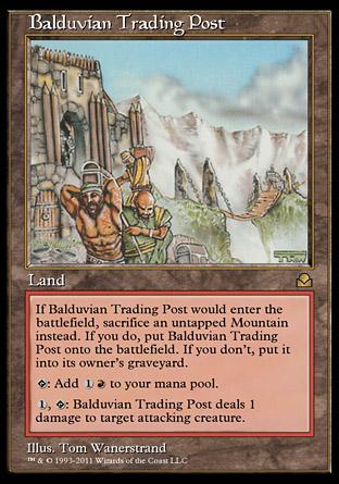Trading post magic the gathering