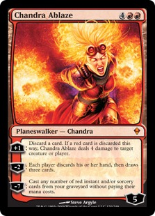 Chandra Ablaze ZEN