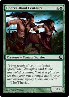 Pheres-Band Centaurs THS