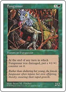 Fungusaur 5E
