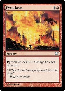 Pyroclasm 10E