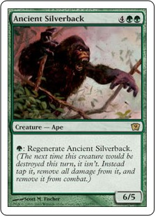 Ancient Silverback 9ED