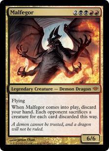 Malfegor CON