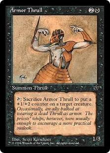 Armor Thrull FEM 3