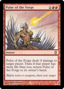 Pulse of the Forge DST