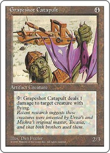 Grapeshot Catapult 4E
