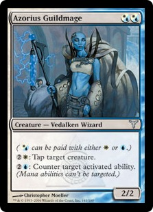 Azorius Guildmage | Magic: The Gathering Wiki | Fandom ... Planeswalker Activated Ability