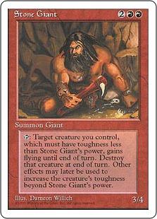 Stone Giant 4E