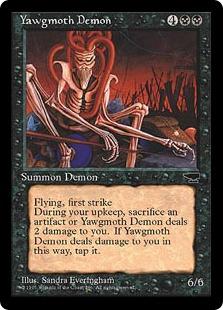Yawgmoth Demon CH