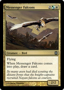 Messenger Falcons ARB