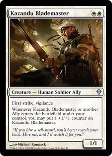 Kazandu Blademaster ZEN
