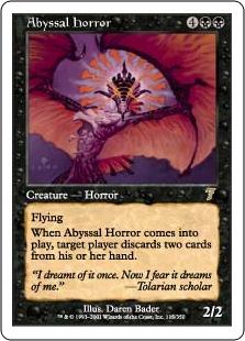 Abyssal Horror 7ED