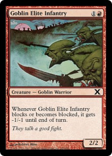Goblin Elite Infantry 10E