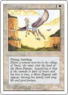 Mesa Pegasus 4E