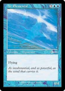 Air Elemental BD