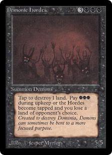 Demonic Hordes 2E