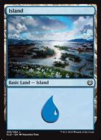 Island KLD 255