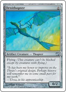 Ornithopter 9ED