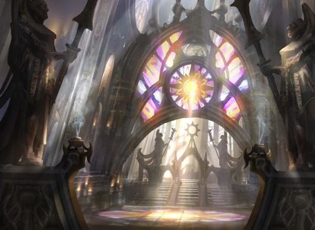 Godless Shrine Gatecrash Art Shockland-04-Gatecrash-Art-