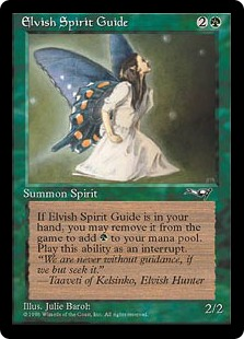 Elvish Spirit Guide AL