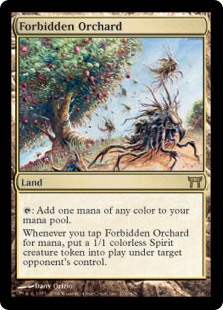 Forbidden Orchard CHK