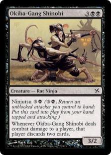Okiba-Gang Shinobi BOK