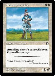 Alaborn Grenadier PO2