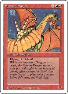Shivan Dragon 3E